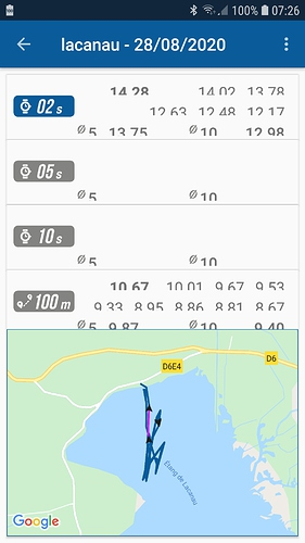 Windsport Tracker